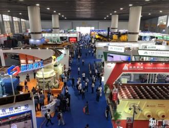 2019广州砂石装备博览会开幕